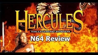 Hercules: The Legendary Journeys N64 review