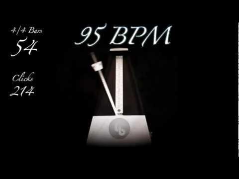 95 BPM Metronome