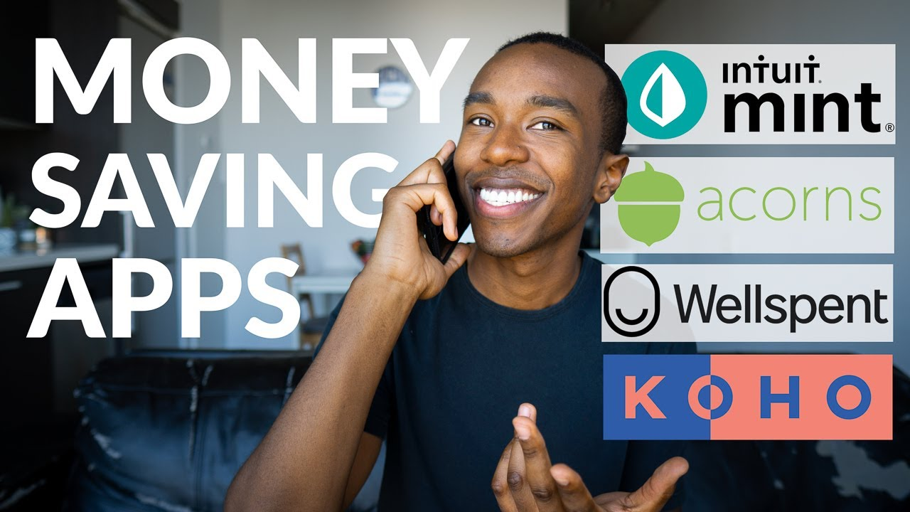 Money Saving Apps: The Best Apps To HELP YOU SAVE Your Cash & IMPROVE YOUR FINANCES