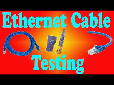 Troubleshoot Faulty Network Ethernet Cable Basics