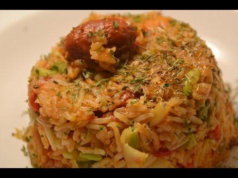 recette-cookeo-:-riz-chorizo-champêtre
