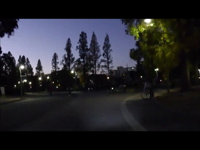 【BMX#034】BMX Nagai Park Osaka Night Ride