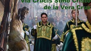 traslado ida viacrucis consejo hh y cc seor de la vera cruz coria del ro 2017