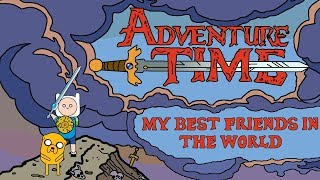 You Are My Best Friends In The World Adventure Time Episode Ssmatters