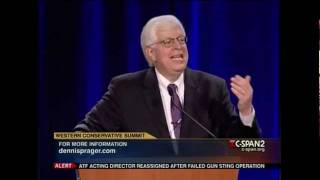 Dennis Prager's Top 10 Ways Liberalism Makes America Worse