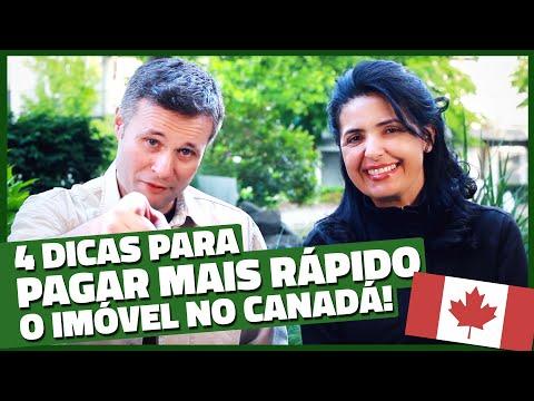 4 DICAS SECRETAS PARA PAGAR MAIS RÁPIDO SEU IMÓVEL NO CANADÁ - FINANCIAMENTO DE IMÓVEIS NO CANADÁ