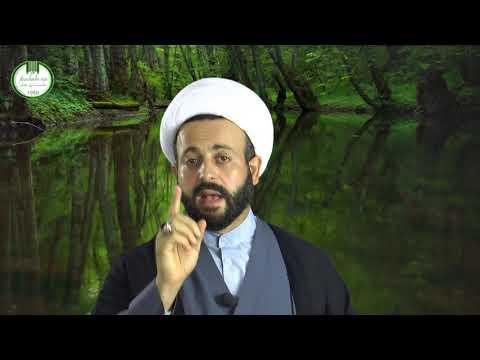 الشيخ يوسف رضا - امي جنتي - حقيقة دور الأم في الاسلام