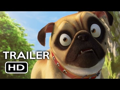 The Nut Job 2: Nutty by Nature Official Trailer #2 (2017) Will Arnett Animated Movie HD