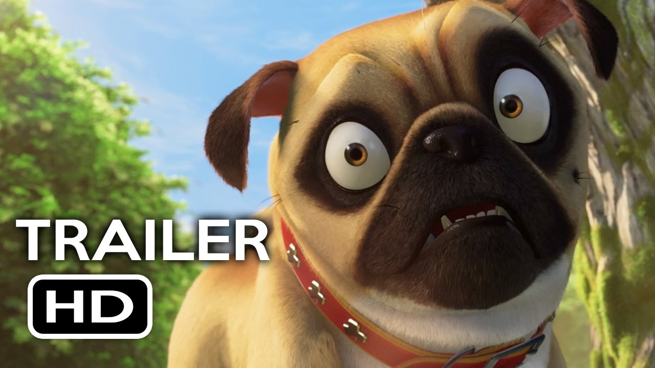 Download The Nut Job 2: Nutty by Nature Official Trailer #2 (2017) Will Arnett Animated Movie HD