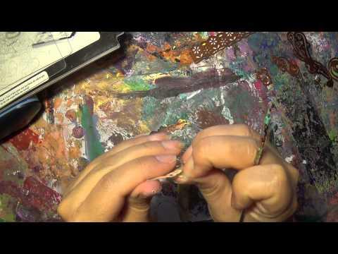 mixed media jewelry part 01