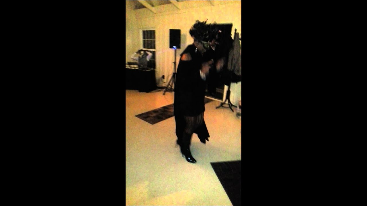Michal Lee 39 S 50th Masquerade Style Birthday Party Youtube