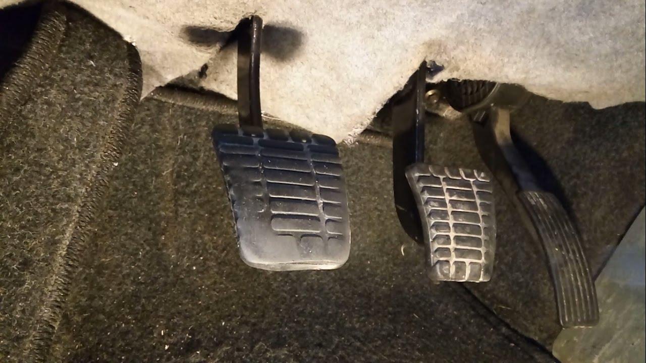 Как сделать легче педаль сцепления УАЗ Патриот