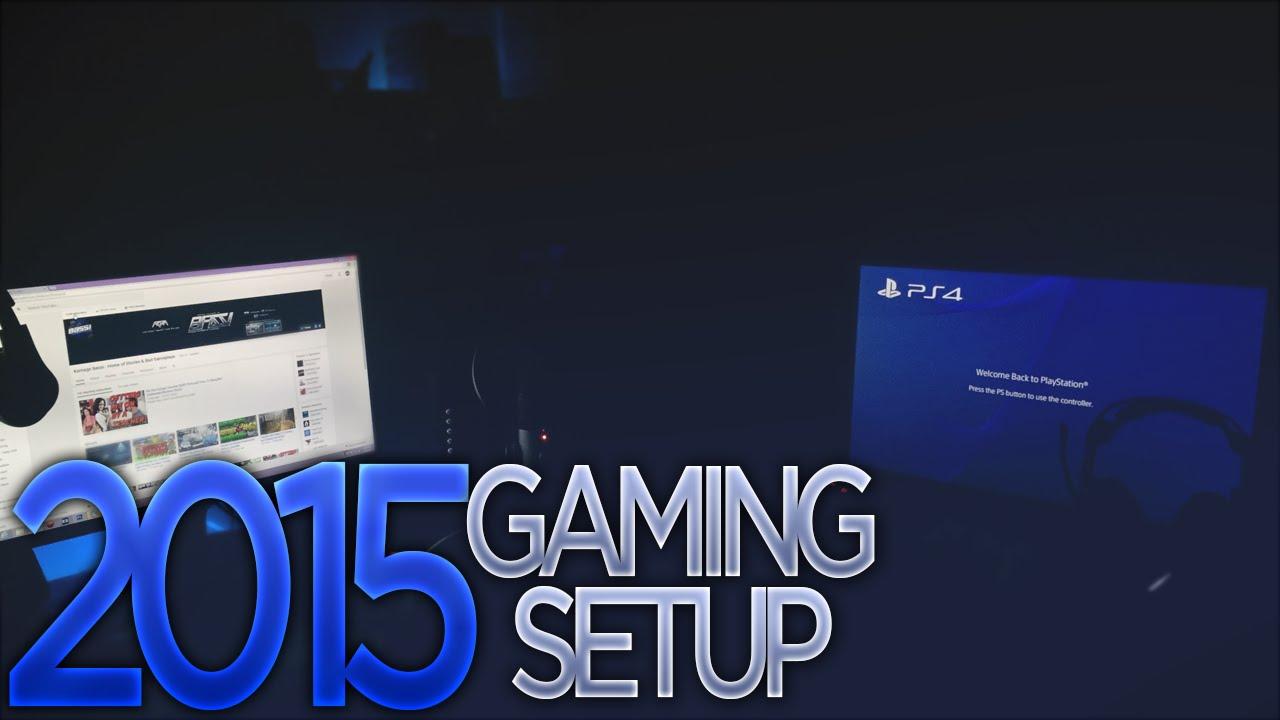 My ultimate gaming setup man cave bedroom june 2014 youtube - My Ultimate 2015 Gaming Setup Man Cave Room Tour Insane Custom Pc