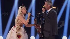 Gwen Stefani And Blake Shelton Mocked For Grammys Performance