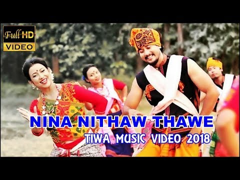 NINA NITHAW THAWE | NEW TIWA MUSIC VIDEO 2018 | BY JUSICA MUNI & SWAPAN RAMDEY
