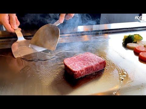 Kobe Beef In Kyoto - Japan's Best Steakhouse ?