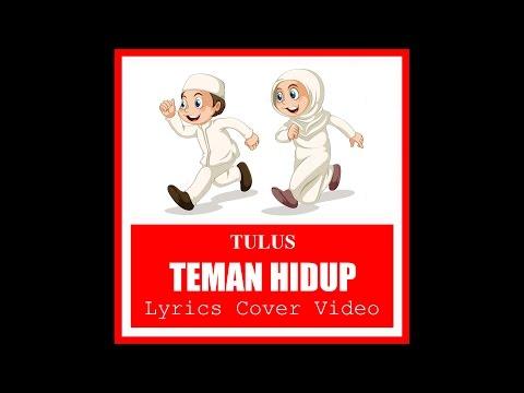 TULUS - TEMAN HIDUP (Short Lyrics Video | Cover by Cimot48)