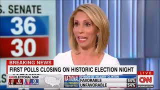 11-8-2016 - CNN Election Night 2016 Coverage Full Broadcast