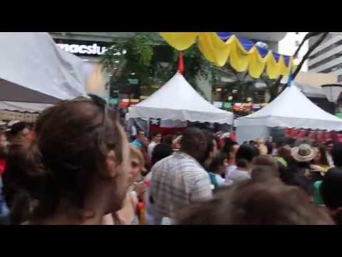 6th Latin America Food Festival (Kuala Lumpur) Video 1