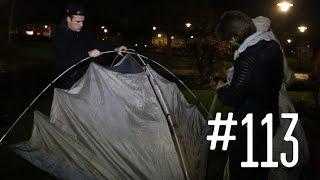 #113: Kamperen in een Voortuin  [OPDRACHT]
