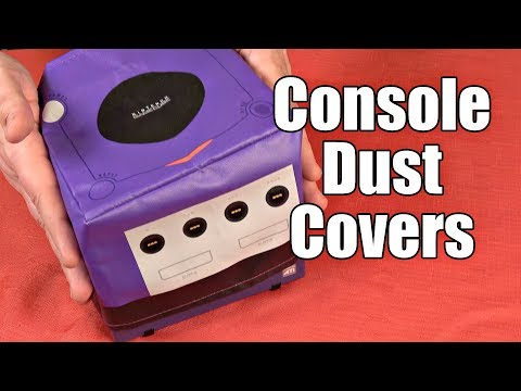 Game Console Dust Covers: Printer Boy Review