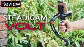 Video Steadicam Volt Review And Set Up - A Different Type Of Stabalizer download MP3, 3GP, MP4, WEBM, AVI, FLV Agustus 2018