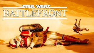 Star Wars Battlefront - Random Moments #1