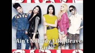 [MP3 DOWNLOAD] Brave Girls- Ain