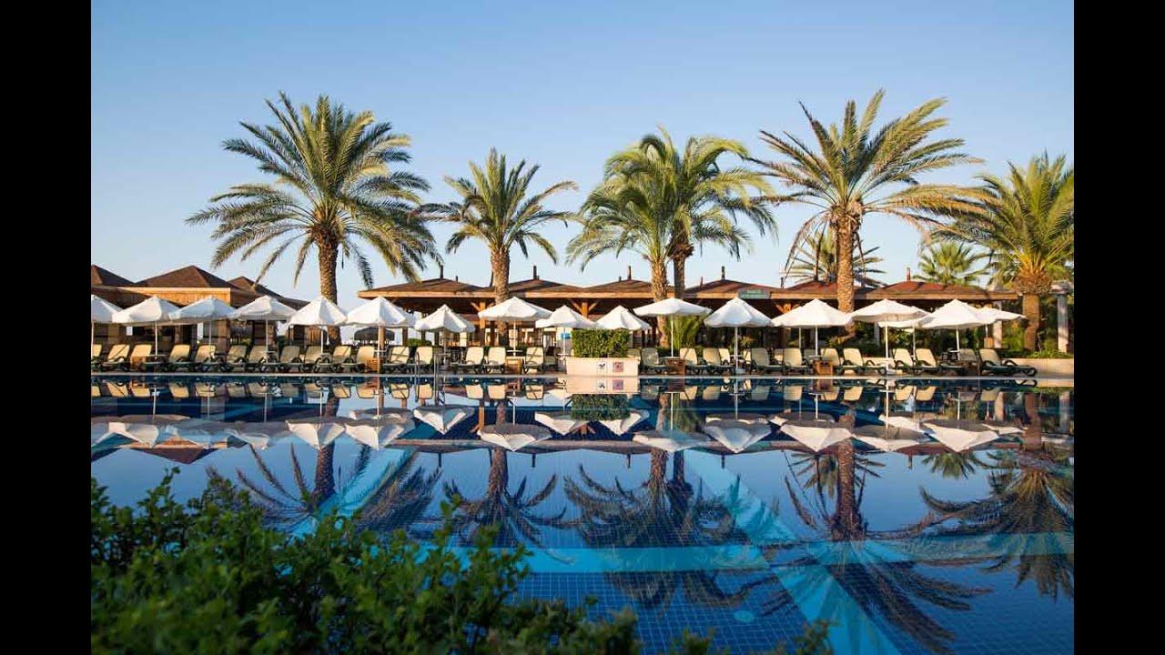 Crysta Tat Beach Golf Resort Spa Belek Antalya Tatİl Turİzm