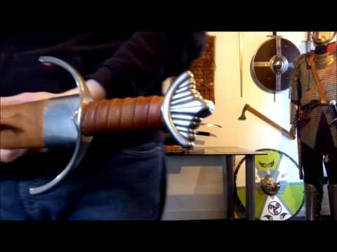 Hanwei Cawood sword