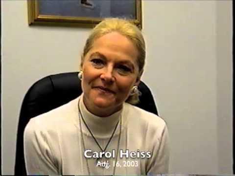 Carol Heiss (2003) on 1960 Olympics