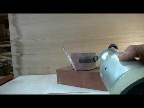 DIY Wooden Fire piston