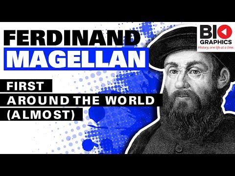 Ferdinand Magellan: First Around the World (Almost)