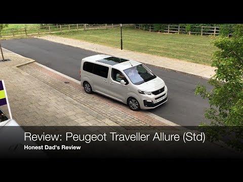 Owner Review Part 1: Peugeot Traveller Allure 2017