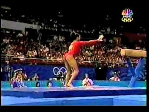 2000 US Women's Olympic Gymnastics Team Then and Now Montage - YouTube