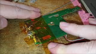 Oprava tabletu - microUSB konektor