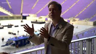 Fantasy sports leaders hold convention at U.S. Bank Stadium