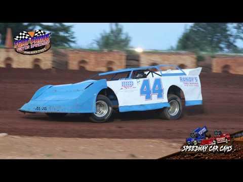 #R44 Rod Carroll - Sportsman - 8-11-18 Fort Payne Motor Speedway - In Car Camera