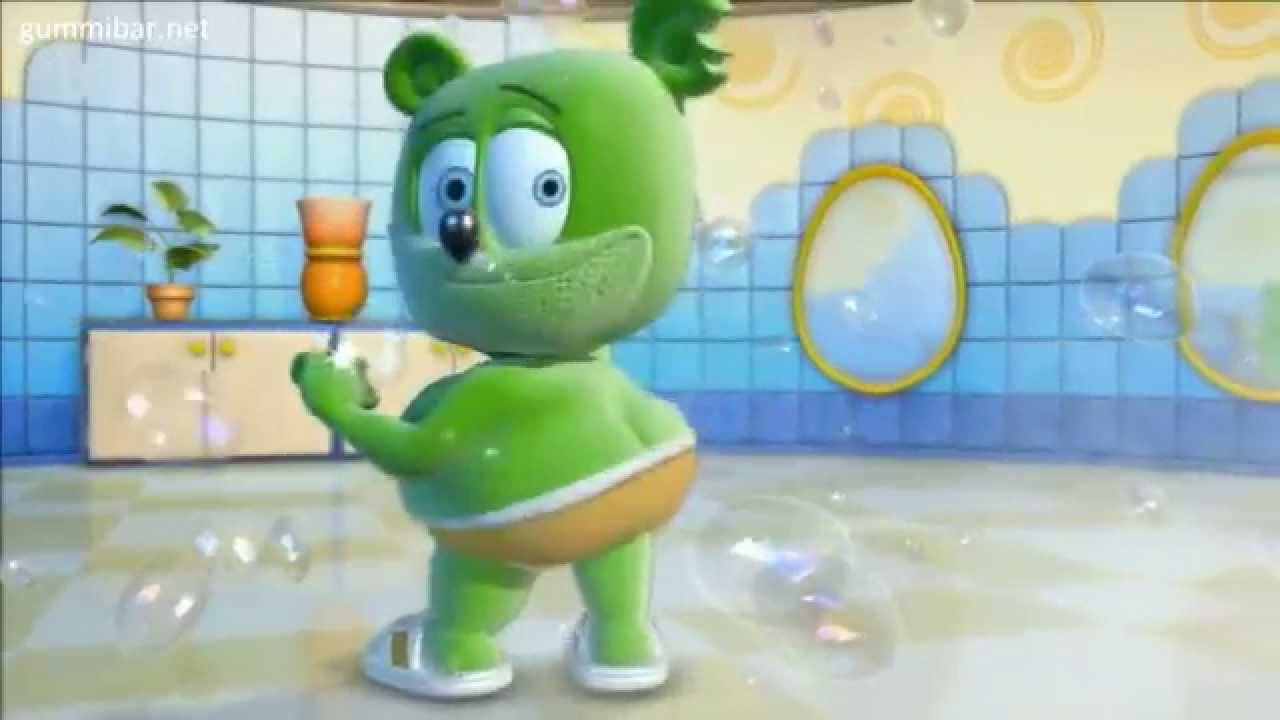Osito Gominola En El Baño Burbuja Burbuja Osito Gominola Bubble Up Spanish Gummibär The Gummy Bear Song