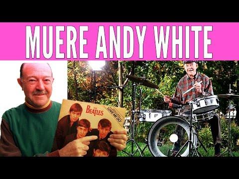 Andy White: fallece el quito Integrante de los Beatles - Murió Andy White baterista.