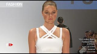 ACTIVE COLLECTIVE   TULLY LOU MBFW AUSTRALIA RESORT 2018   Fashion Channel