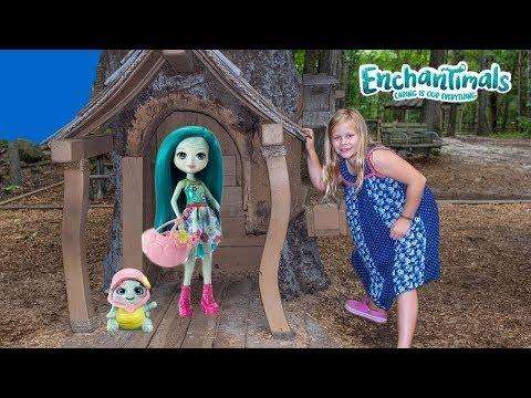 ENCHANTIMALS Magical Scavenger Hunt with TheEngineeringFamily Assistant