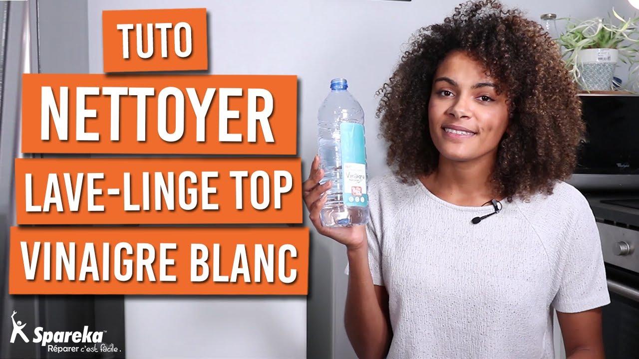 Nettoyer Le Lave Linge Au Bicarbonate comment nettoyer sa machine à laver avec du vinaigre blanc