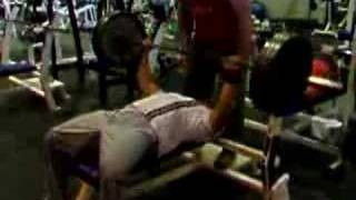 "Ronnie ""coleman"" Hall Benches!!!!"