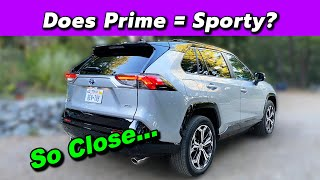 What's It Like To Drive? | 2021 RAV4 Prime
