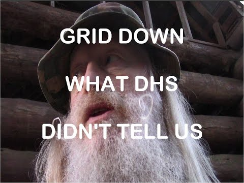 Power Grid Down   What DHS Didn't Tell Us