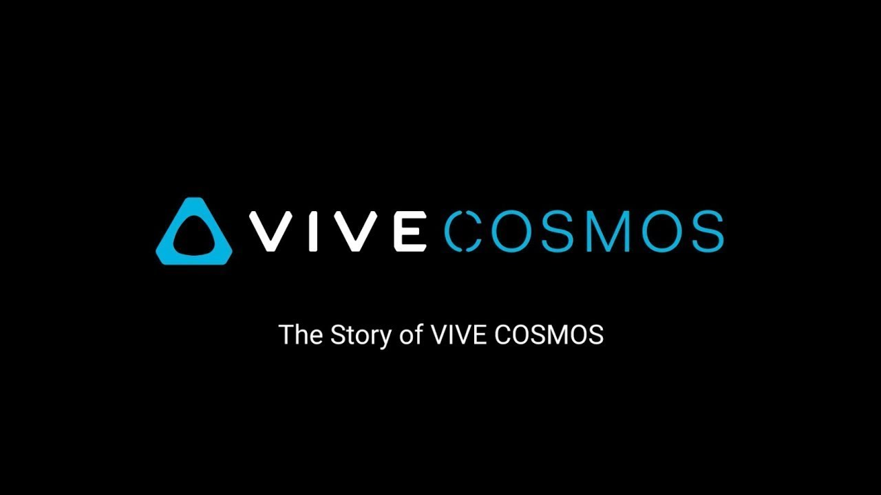 VIVE Cosmos 設計故事