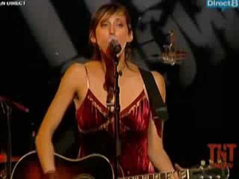 Patricia Vonne on TNT French Television, Paris France