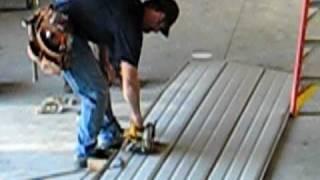 Keener Metal Ceiling Video 7