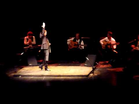 Paco de Lucia and flamenco dancer Farruco live at Pescara Jazz 2013